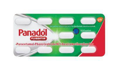 Panadol Flu Batuk