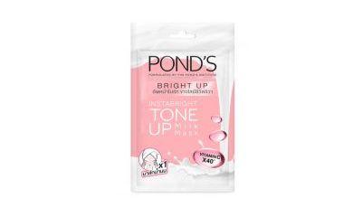 Ponds Instabright Tone Up Milk Mask