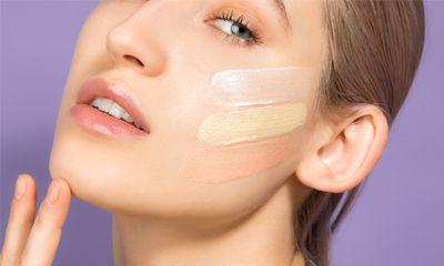 Semprotkan Ketika Anda Memakai Kosmetik Berbentuk Krim