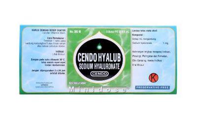 Cendo Hyalub Minidose