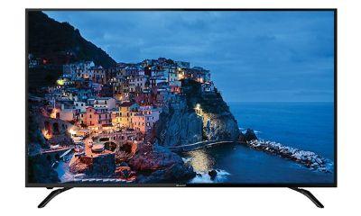 Sharp 4T C60AH1X 4K UHD Easy Smart 30 LED TV
